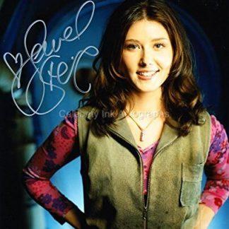 Celebrity Autographs Female